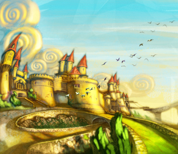 Gary_Freeman_childrens_Illustration_Castle