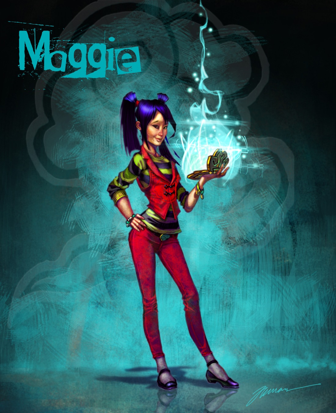 Gary_Freeman_Concept_Art_Character_Maggie