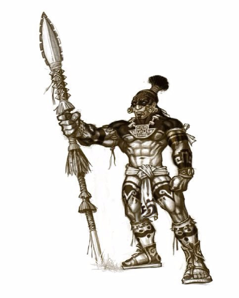 gary_freeman_concept_art_mesoamerican_warrior-2