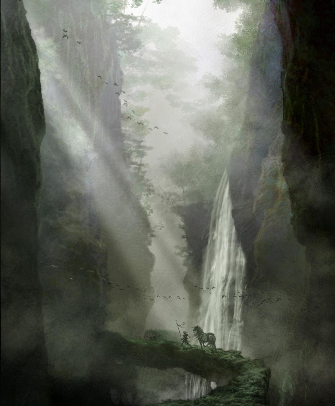 Gary_Freeman_Environment_Concept_art_Chasm