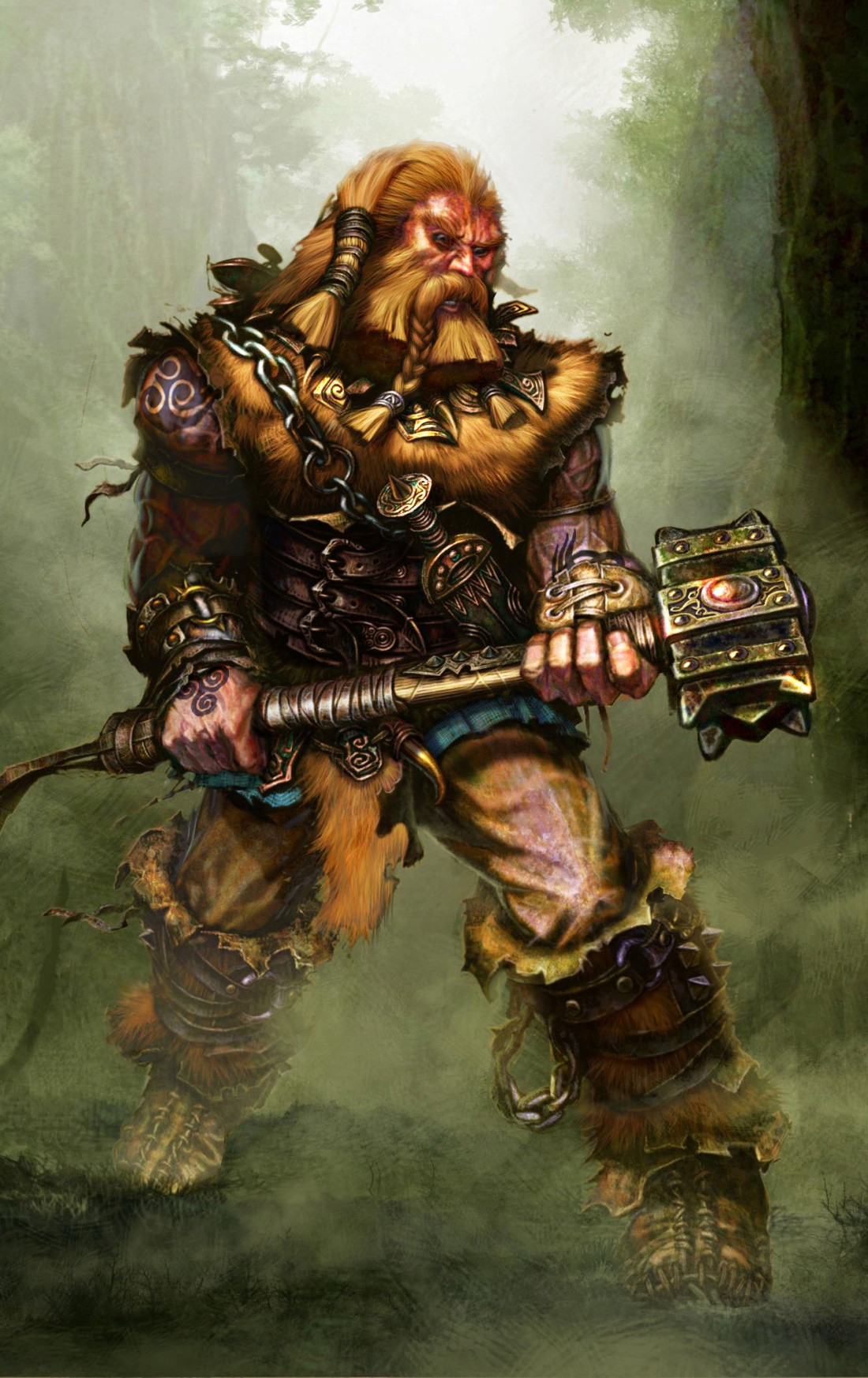 Gary_Freeman_Fantasy_Illustration-Barbarian6